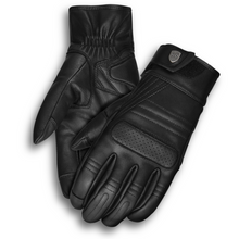 Load image into Gallery viewer, Harley-Davidson® Men's Otsego Touchscreen Leather Gloves - 98382-19VM