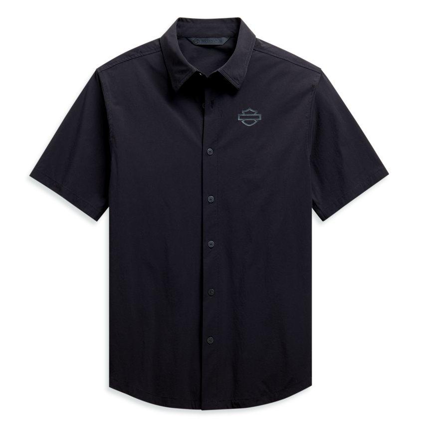 Harley-Davidson® Men's Four-Way Stretch Shirt