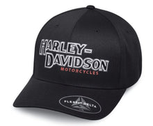 Load image into Gallery viewer, Harley-Davidson® Men's Performance Iconic Cap with Delta Technology - 99456-17VM