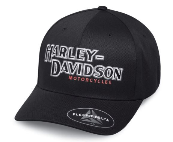 Harley-Davidson® Men's Performance Iconic Cap with Delta Technology - 99456-17VM