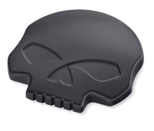 Harley-Davidson® Skull Left Side Decorative Tank Trim - 57300216- Softail