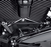 Load image into Gallery viewer, Harley-Davidson® Round Custom Gear Shift Linkage - Gloss Black - 33600259 Kick your custom into gear with this high-quality custom shift linkage.
