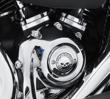 Load image into Gallery viewer, Harley-Davidson® Willie G Timer Cover - Chrome - 25600066.