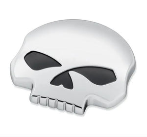 Harley-Davidson® Skull Left Side Fuel Tank Cap - 57300149 - Softail.