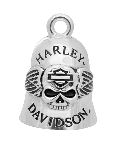 Harley-Davidson® Skull and Wing Ride Bell - HRB045