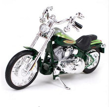 Load image into Gallery viewer, Harley-Davidson® 2004 FXSTDSE CVO 1:18 Maisto Diecast Scale Model Bike