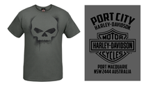 Load image into Gallery viewer, Port City Willie G Overspray T-Shirt (NEW)