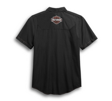 Load image into Gallery viewer, Harley-Davidson® Men's Performance Shirt With Coolcore Technology