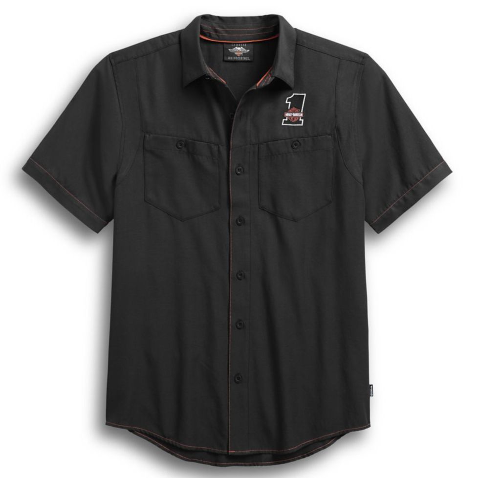 Harley-Davidson® Men's Performance Shirt With Coolcore Technology