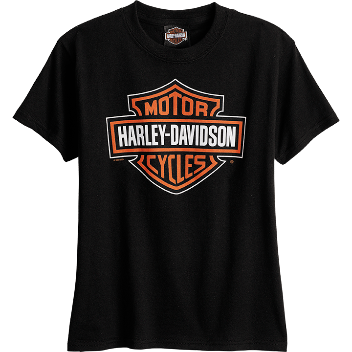 Port City Harley-Davidson® Bar & Shield Youth T-Shirt (NEW)
