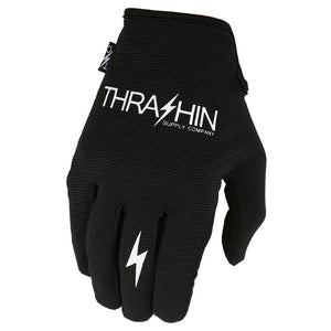Thrashin Supply  Company Stealth Glove Black