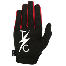Load image into Gallery viewer, Thrashin® Supply Stealth Glove - Black/Red