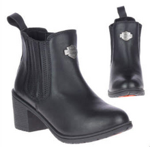 Load image into Gallery viewer, Harley Davidson Women's Latona Leather Boots