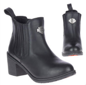 Harley Davidson Women's Latona Leather Boots