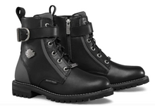 Load image into Gallery viewer, Harley-Davidson® Women's Carlotta Waterproof Performance Boots - D87168