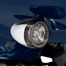 Load image into Gallery viewer, Harley-Davidson® Front Signature LED Turn Signal Inserts - MULTIFIT - 67801148 - NEW ARRIVAL