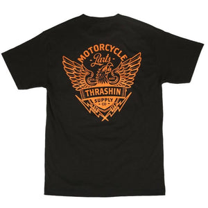 Thrashin® Supply Americana T-Shirt - Black