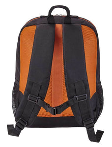 Harley-Davidson® Kids' Mini Road Trip Travel Backpack - Rust/Black