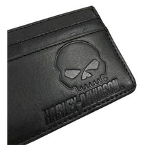 Load image into Gallery viewer, Harley-Davidson® Men's Outsider Card Case Wallet, HDMWA11647.