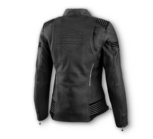 Load image into Gallery viewer, Harley-Davidson® Women's Motopolis Leather Jacket