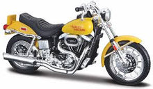 Load image into Gallery viewer, Harley-Davidson® 1997 FXS Low Rider 1:18 Maisto Diecast Scale Model Bike