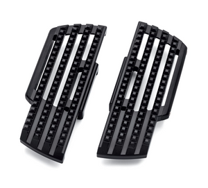 Harley-Davidson® Dominion Rider Footboard Kit - Gloss Black - 50500869