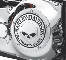 Load image into Gallery viewer, Harley-Davidson® Willie G Skull Derby Cover - 25441-04A