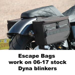 Thrashin® Supply Escape Saddlebags - TSB-0003