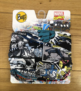 Buff Original Multifunctional Headwear - AUSCAM Marvel Comics