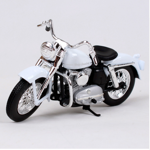 Harley-Davidson® 1952 K Model 1:18 Maisto Diecast Scale Model Bike