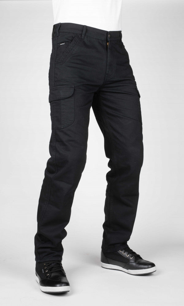 Bull-It Men's Tactical Cargo Easy Fit Jean (AA Protection)