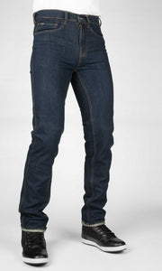 Bull-It Men's Tactical Straight Leg Motorcycle Jean - Kafe (AA Protection).