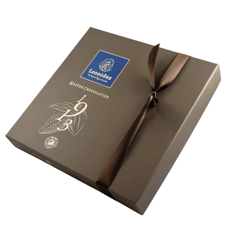 Leonidas Heritage Brown Gift Box (16 pc.)