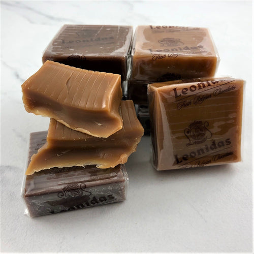Caramel Sampler - 9 pc.