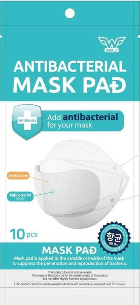World Antibiosis Mask Pad
