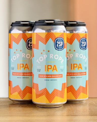 2SP Brewing Company Top Rope IPA - 4 Pack, 16oz Cans - #neighbors_wine_shop#