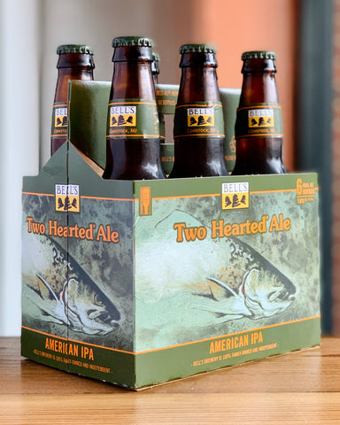 Bell's Two Hearted Ale - 6 Pack, 12 oz Bottles