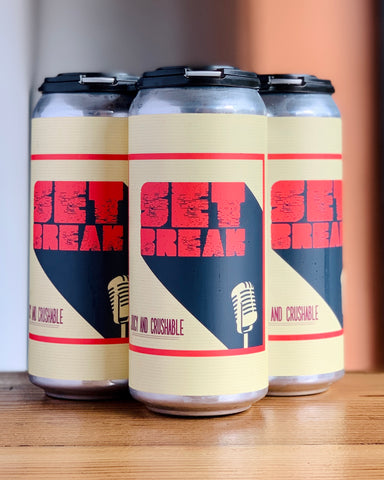 Brix City Set Break IPA - 4 Pack, 16 oz Cans