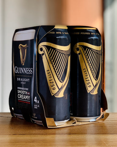 Guinness - 4 Pack, 14.9 oz Cans