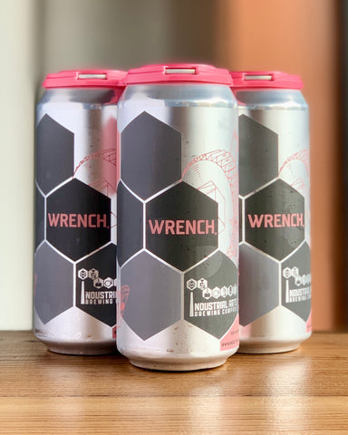 Industrial Arts Wrench IPA - 4 Pack, 16 oz Cans