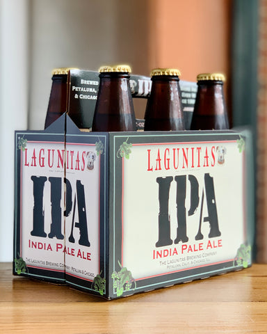 Lagunitas IPA - 6 Pack, 12 oz Bottles