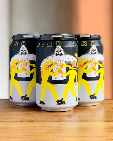 Mikkeller NYC Weird Weather Non-Alcoholic IPA - 4 Pack, 11.2 oz Cans