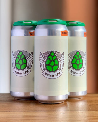Singlecut 18 Watt Session IPA - 4 Pack, 16 oz Cans