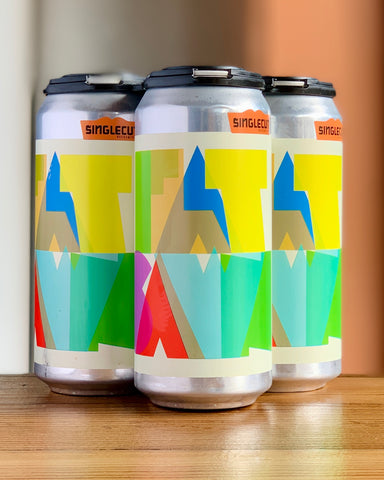 Singlecut Flatsawn Dry Hopped Pilsner - 4 Pack, 16 oz Cans