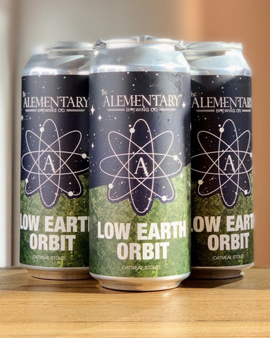 Alementary Brewing Low Earth Orbit - 4 Pack, 16oz Cans - #neighbors_wine_shop#