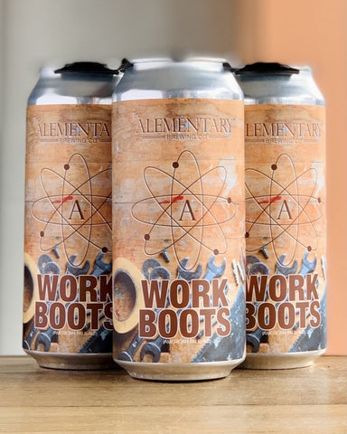 Alementary Brewing Work Boots Pale Ale - 4 Pack, 16oz Cans - #neighbors_wine_shop#