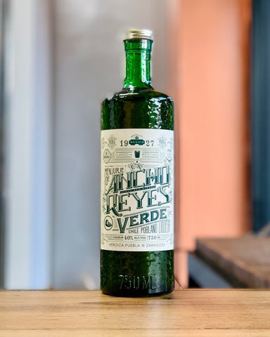 Ancho Reyes Verde Poblano Liqueur - #neighbors_wine_shop#