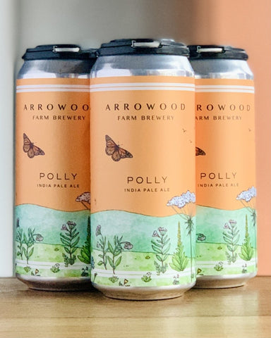 Arrowood Farms Polly DDH IPA - 4 Pack, 16oz Cans - #neighbors_wine_shop#