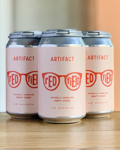 Artifact Cider Redfield - 4 Pack, 12oz Cans - #neighbors_wine_shop#