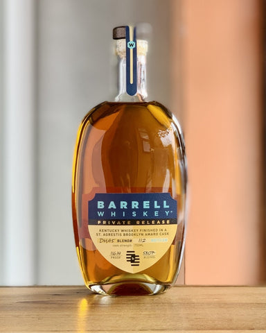 Barrell Whiskey Private Release - DHA5 Amaro Cask Finish - #neighbors_wine_shop#